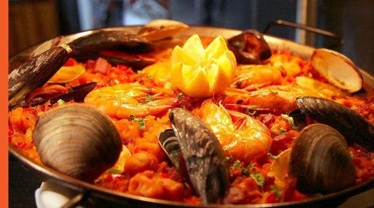 Good Eats Paella Valenciana Teaser