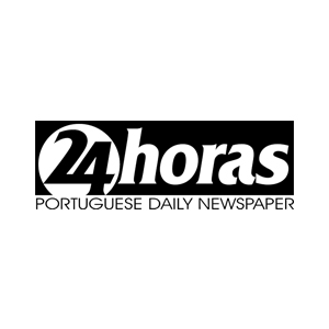 24horas Portuguese Daily Newspaper logo