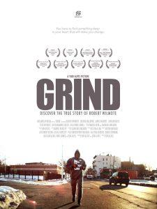 short film GRIND by Yuri Alves poster